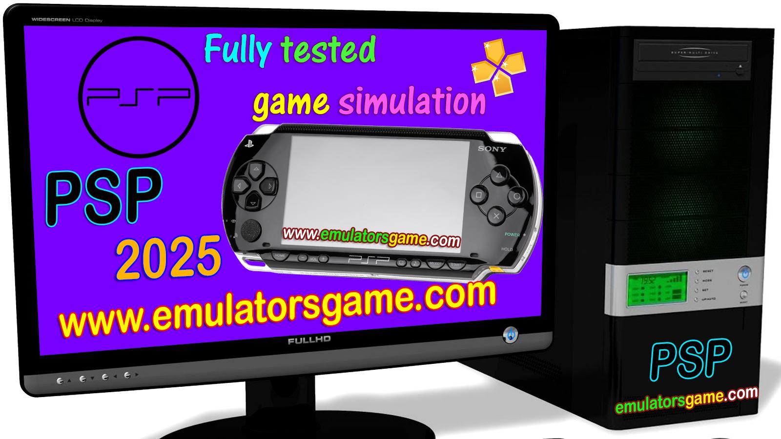 Download Psp Emulator For Pc New Download Emulator For Ps5
