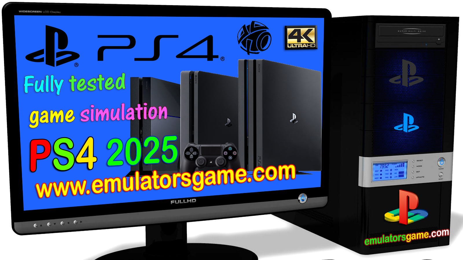 download ps4 emulator for pc (New)